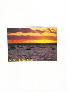 Sunset at Poole Harbour 001